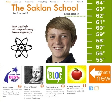 The Saklan School