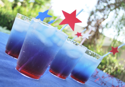 Fourth of July Fizzy