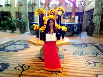 Kalika Yap on Asian Business Awards 2013