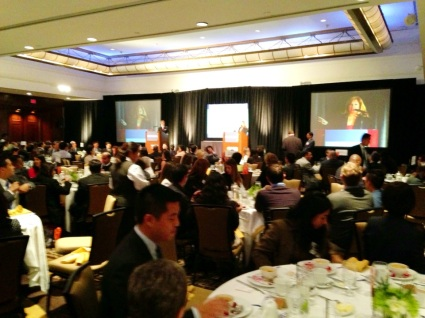 2013 LA Business Journal  Asian Business Awards