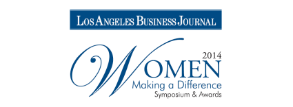 2014 Los Angeles Women Making a Difference Symposium and Awards